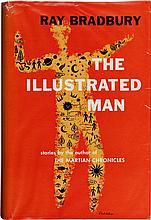 Ray Bradbury. The Illustrated Man. Garden City: Doubled