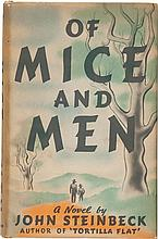 John Steinbeck. Of Mice and Men. New York: Covici Fried