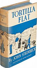 John Steinbeck. Tortilla Flat. Illustrated by Ruth Gann