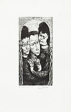 [Associated American Artists]. Federico Castellon. SIGN