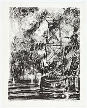 [Associated American Artists]. Richard Florsheim. SIGNE