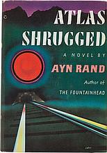 Ayn Rand. Atlas Shrugged. New York: Random House, [1957
