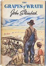 John Steinbeck. The Grapes of Wrath. New York: The Viki