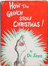 Dr. Seuss. How the Grinch Stole Christmas! New York: Ra