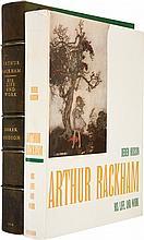 [Arthur Rackham, illustrator]. Derek Hudson. Arthur Rac