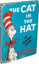 [Theodor Seuss Geisel] Dr. Seuss. The Cat in the Hat. [