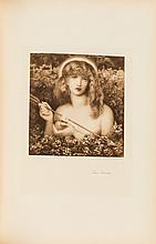 [Dante Gabriel Rossetti, subject]. H. C. Marillier. Dan