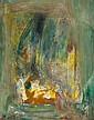 HANS HOFMANN (American, 1880-1966) Yellow Glow, 1960 Oi