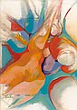 BRADLEY WALKER TOMLIN (American, 1899-1953) Untitled Oi