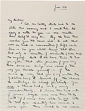 Dwight D. Eisenhower Autograph Letter Signed.
