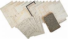 Daniel Sickles Extensive Archive,