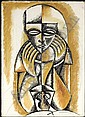 XAVIER GONZALEZ (American, 1898-1993) The Oracle,, Xavier Gonzalez, Click for value