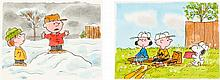 Lucy Must Be Traded, Charlie Brown Storyboard Animation