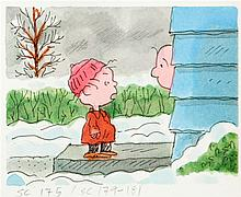 I Want a Dog for Christmas, Charlie Brown Storyboard by