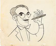 You Bet Your Life Groucho Marx Commercial Animation Dra