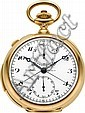 Patek Philippe Fine Gold Minute Repeater Split Second C
