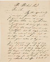 George B. Erath Autograph Letter Signed