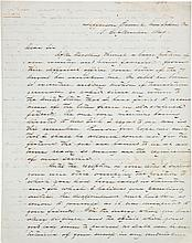 Braxton Bragg Autograph Letter Signed.