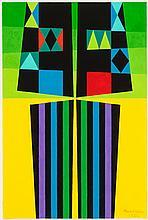 JESSE JAY MCVICKER (American, 1911-2004) Scape Series 2