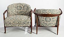 IB KOFOD-LARSEN (Danish, 1921-2003) Pair of Lounge Chai