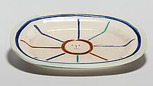 PABLO PICASSO (Spanish, 1881-1973) Visage Dans Etoile,