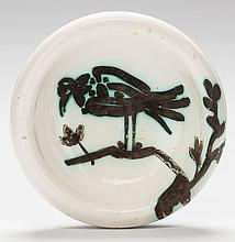 PABLO PICASSO (Spanish, 1881-1973) Bird Under the Sun,