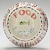 DAVID HOCKNEY (British, b. 1937) Untitled (Food and Lov, David Hockney, $2,400