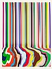 IAN DAVENPORT (British, b. 1966) Etched Lines: Thirty S