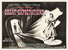 Great Expectations (GFE, 1946). British Quad (30