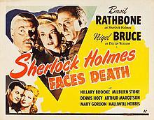 Sherlock Holmes Faces Death (Universal, 1943). Half She