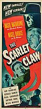 The Scarlet Claw (Universal, 1944). Insert (14