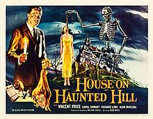 House on Haunted Hill (Allied Artists, 1959). Half Shee