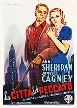 City for Conquest (Warner Brothers, 1949). First Post-W