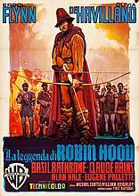 The Adventures of Robin Hood (Warner Brothers, R-1953).
