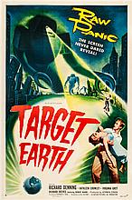 Target Earth (Allied Artists, 1954). One Sheet (27