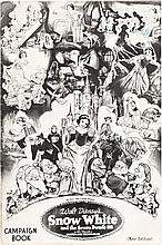Snow White and the Seven Dwarfs (RKO, 1937). Uncut Pres