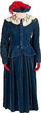 A Cammie King Period Riding Habit from
