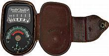 An Arthur E. Arling Camera Light Meter, Circa 1930s.