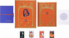 George Harrison Concert For George Limited Edition Book