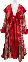 A Scarlett Johansson Period Robe from