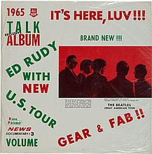 Beatles Related - It's Here, Luv!!!  1965 Talk Album -