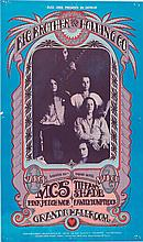 Big Brother and the Holding Company/MC 5 Grande Ballroo