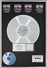 Wilson Phillips Wilson Phillips RIAA Multi-Platinum Rec