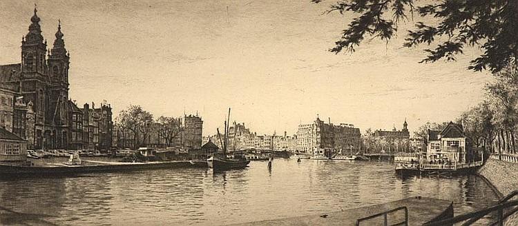 Cornelis BRANDENBURG (geb. Wormerveer 1884 -