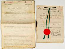 Phillips Lode Purchase Certificates