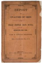 Tilly Foster Iron Mines Report