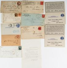 Mining and Other Correspondence