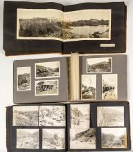 Three Photograph Albums of Mining in Cuba