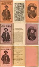 The Life and Tragic Death of Jesse James (1883)