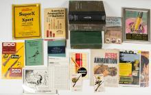 Ammunition Library